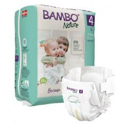 Bambo Nature, otroška plenička Maxi 4 (7 - 14 kg)