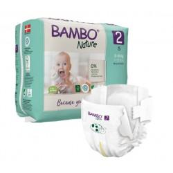 Bambo Nature, otroška plenička Mini 2 (3 - 6 kg)