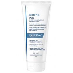 Ducray Kertyol P.S.O., šampon za ponovno vzpostavitev ravnovesja, 200 ml