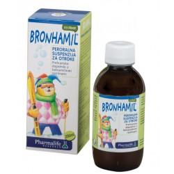 Fitobimbi Bronhamil, peroralna suspenzija - 200 ml