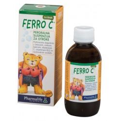 Fitobimbi Ferro C, peroralna suspenzija - 200 ml