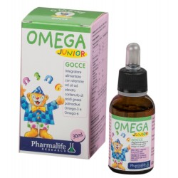 Fitobimbi Omega Junior, kapljice - 30 ml