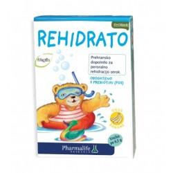 Fitobimbi Rehidrato, prašek - 10 x 6,5 g