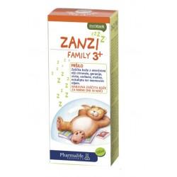 Fitobimbi Zanzi Family 3+, pršilo - 100 ml