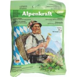 Floradix Alpenkraft zeliščni bonboni, 75 g