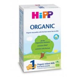 Hipp 1 Organic, ekološko začetno mleko, 300 g