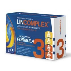 Lincomplex, trde kapsule, 28 kapsul