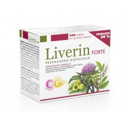 Liverin Forte - 240 tablet