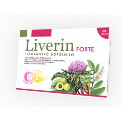 Liverin Forte - 60 tablet