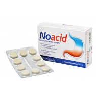 Noacid orodisperzibilne tablete - 30 tablet
