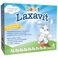 Salvit Laxavit, prašek - 16 x 6,5 g