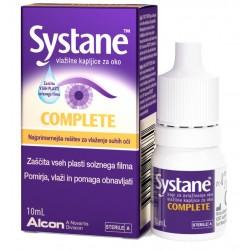 Systane Complete, kapljice za oko - 10 ml