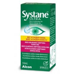 Systane Ultra kapljice za oko brez konzervansov, 10 ml