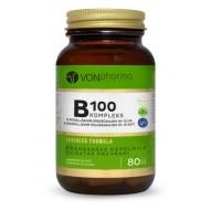 Vonpharma B kompleks 100, 80 tablet