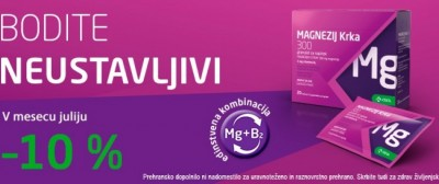 Magnezij - Mg napitek