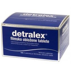 Detralex 500 mg, 180 filmsko obloženih tablet