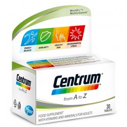 Centrum od A-Z, 30 tablet