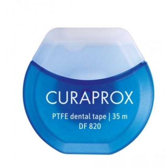 Curaprox DF 820, zobna nitka Pripomočki in zaščita