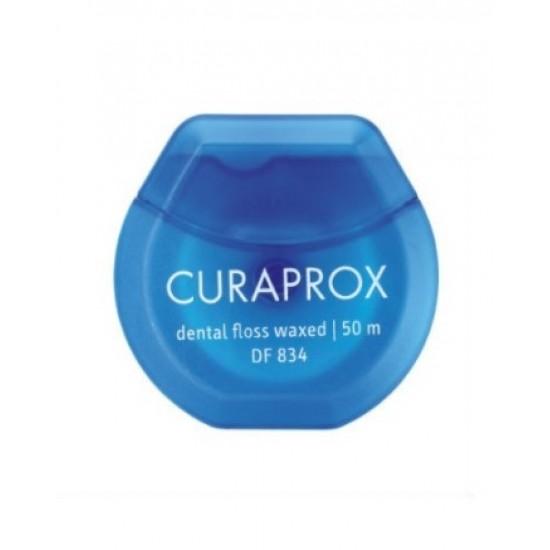 Curaprox DF834, zobna nitka Pripomočki in zaščita