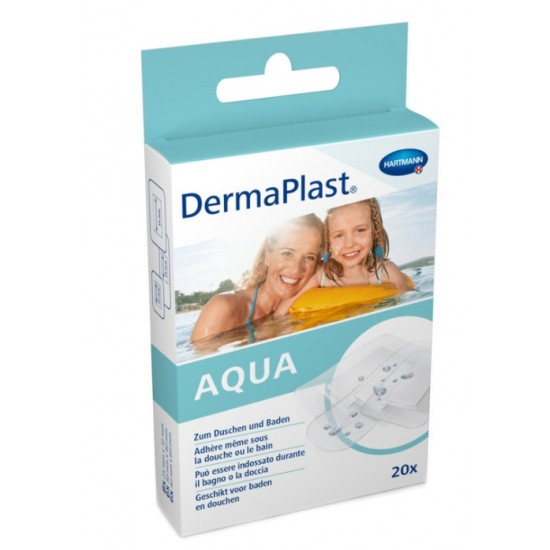 DermaPlast Aqua, obliž za rane Pripomočki in zaščita