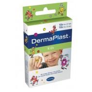 DermaPlast kids, obliži za rane - 2 velikosti