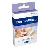 DermaPlast sensitive, 19 x 72mm