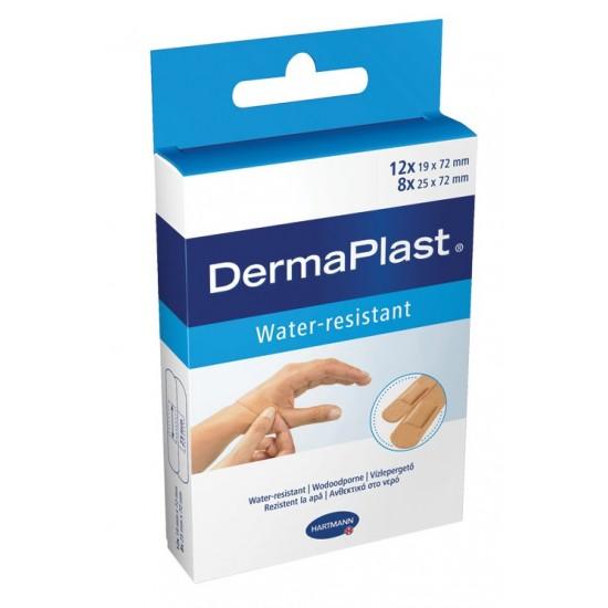 DermaPlast water resistant, obliži za rane Pripomočki in zaščita