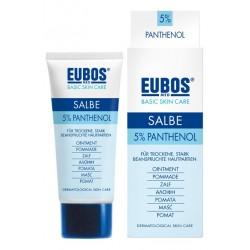 Eubos 5% Pantenol, mazilo za zaščito suhe kože