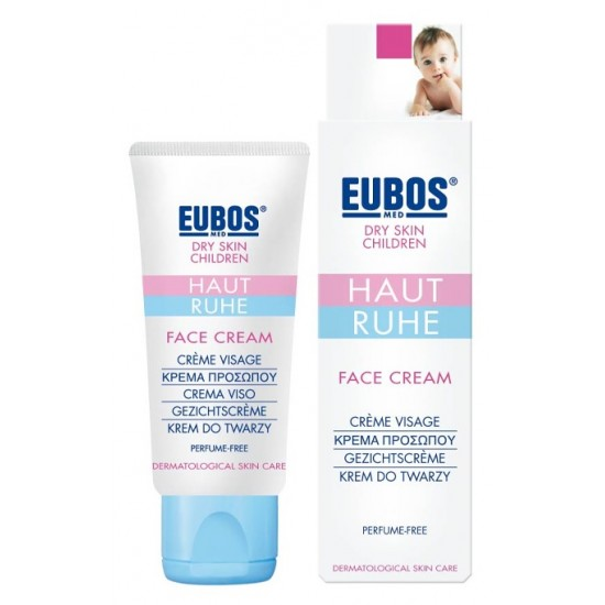 Eubos Haut Ruhe, otroška krema za obraz Kozmetika