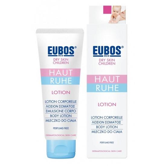 Eubos Haut Ruhe, otroški losjon za telo Kozmetika
