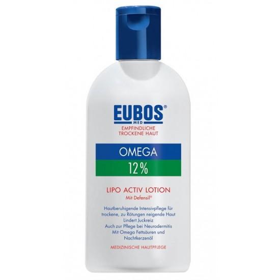 Eubos Omega 3-6-9 Lipo Activ, pomirjujoči losjon za telo Kozmetika