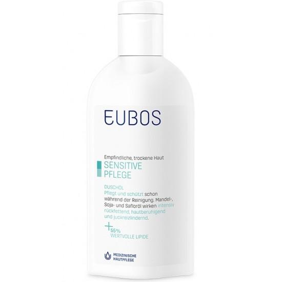 Eubos Sensitive F, olje za prhanje Kozmetika