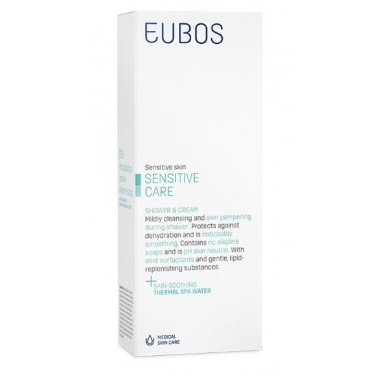 Eubos Sensitive, krema za prhanje 2v1 Kozmetika