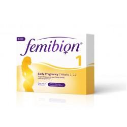 Femibion 1 800 mcg z metafolinom, vitaminom D in jodom, tablete