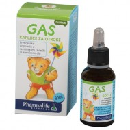 Fitobimbi Gas, kapljice - 30 ml