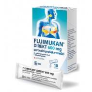 Fluimukan Direkt 600 mg, peroralni prašek