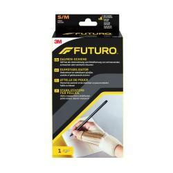 Futuro, opornica za palec - bež S-M