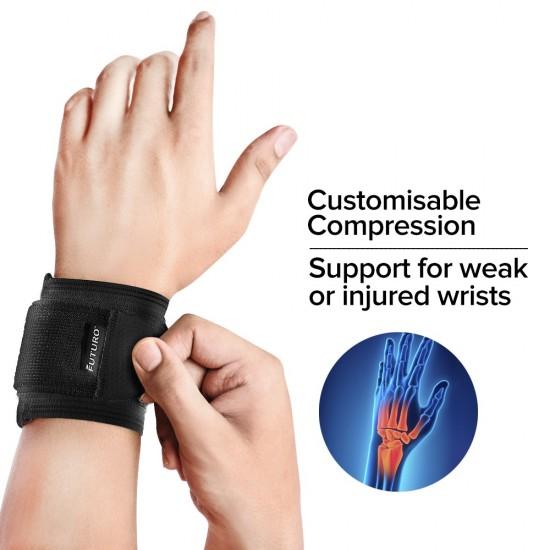 Futuro Sport, trak za zapestje - črn Pripomočki in zaščita
