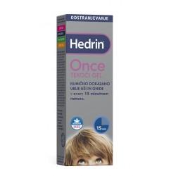 Hedrin Once, tekoči gel za odstranjevanje uši in gnid