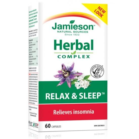 Jamieson Relax   Sleep, kapsule Prehrana in dopolnila