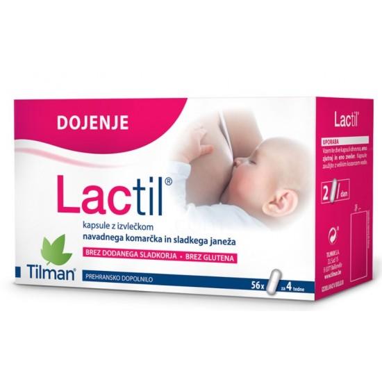 Lactil, kapsule Prehrana in dopolnila