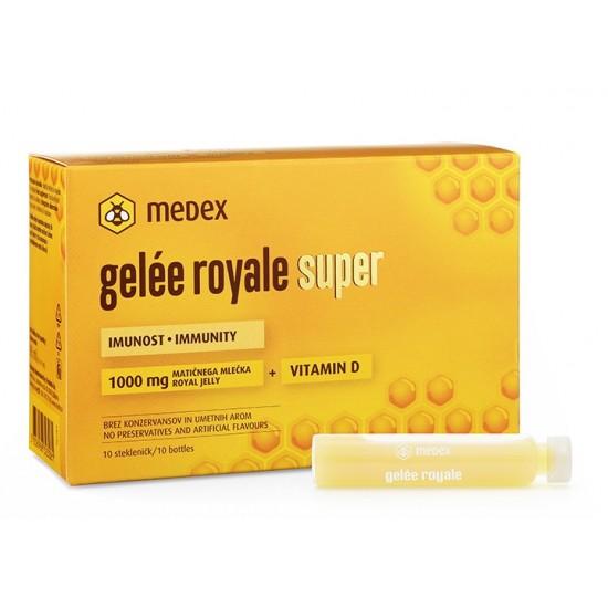 Medex, Gelee Royale Super Prehrana in dopolnila