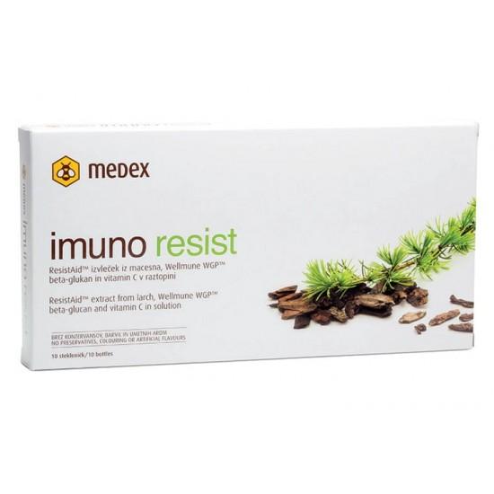 Medex, Imuno resist Prehrana in dopolnila