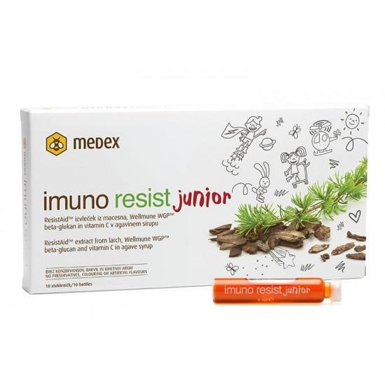 Medex, Imuno resist junior Prehrana in dopolnila