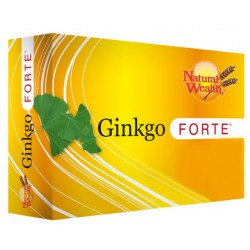 Natural Wealth Ginko forte, tablete