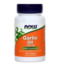 NOW Česen - oljni izvleček 1500 mg, kapsule