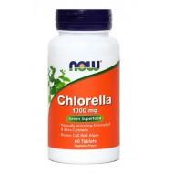 NOW Chlorella 1000 mg, tablete
