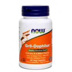 NOW Gr8-Dophilus, kapsule