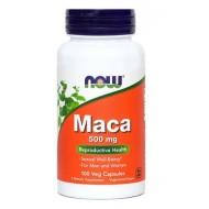 NOW Maca 500 mg, kapsule