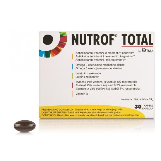 Nutrof Total, kapsule Prehrana in dopolnila